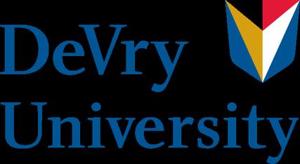DEVRY UNIVERSITY - USA