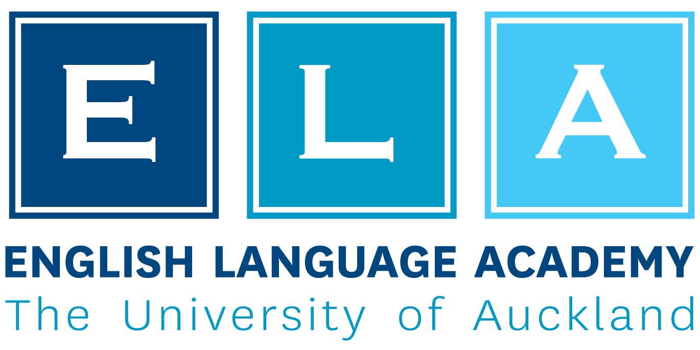 UNIVERSITY OF AUCKLAND - ENGLISH LANGUAGE ACADEMY (ELA)