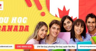 Du Học Canada 2021 cùng New Golden Road